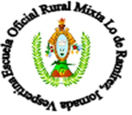 Escuela Oficial Rural Mixta Lo de Ramírez J.V.