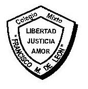 Colegio Mixto Francisco M. de León